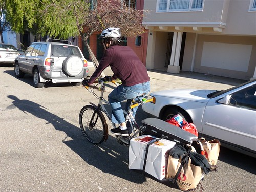 Learning How To Haul | by Adrienne Johnson SF