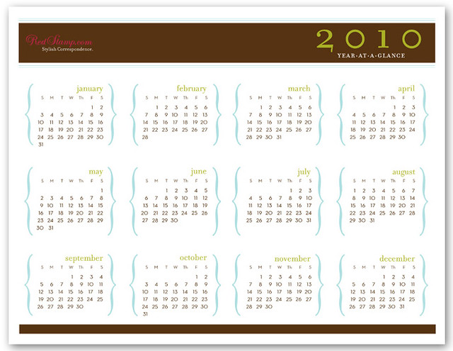 Blank Calendar Stamp : Printable calendar parenthesis design hq pdf s