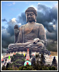 Tian Tan Buddha | by Cheng I
