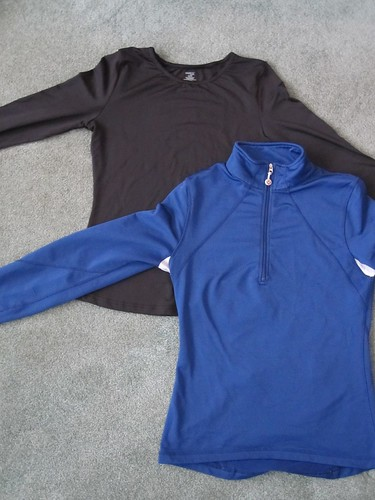 Long sleeve thermal shirts | by veganbackpacker