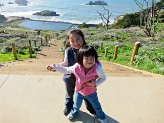 Gwen and Maddy San Francisco | by Donna & Andrew