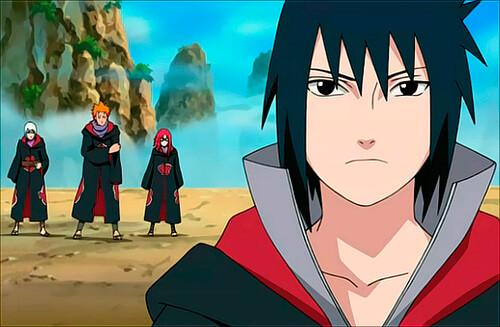 suigetsu jugo karin and sasuke the last shadow
