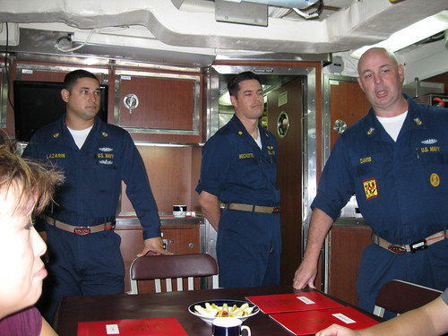 USS Santa Fe Embark - Jan 29, 2010 | by Bytemarks