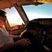 Why pilots wear sunglasses