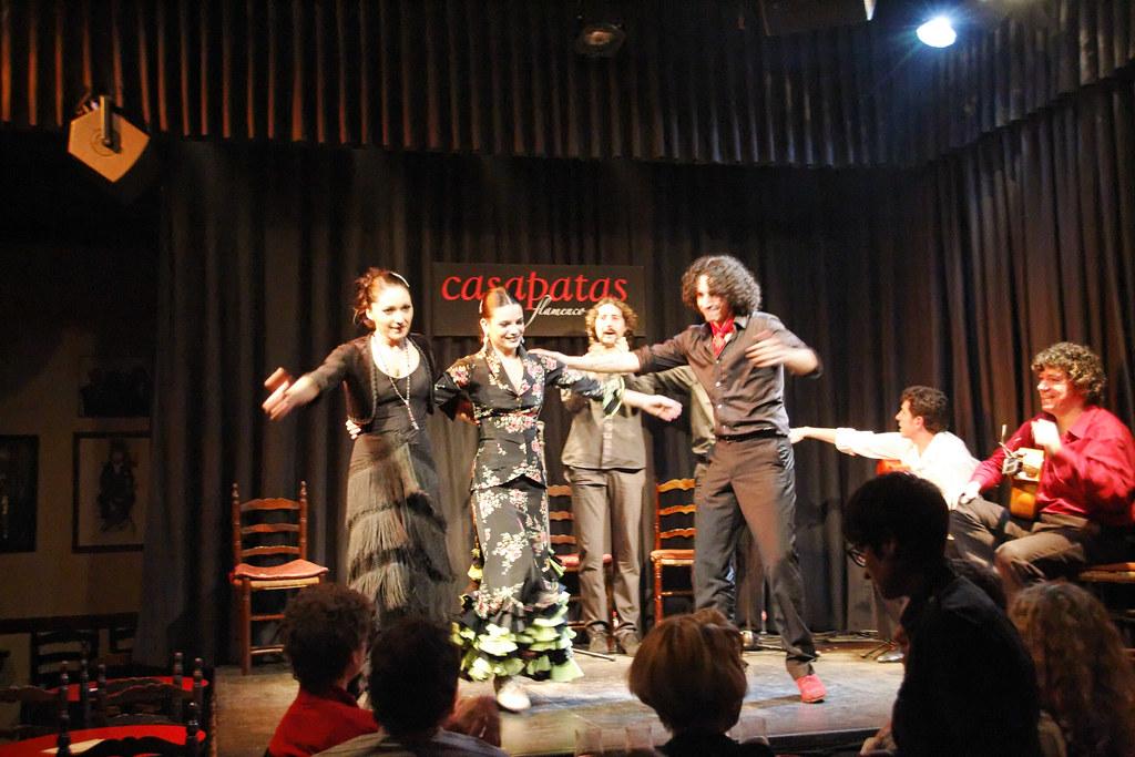 casa patas flamenco show madrid madrid spain ronald woan flickr. Black Bedroom Furniture Sets. Home Design Ideas