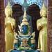 Le Bouddha d'émeraude (Vat Mai, Luang Prabang)