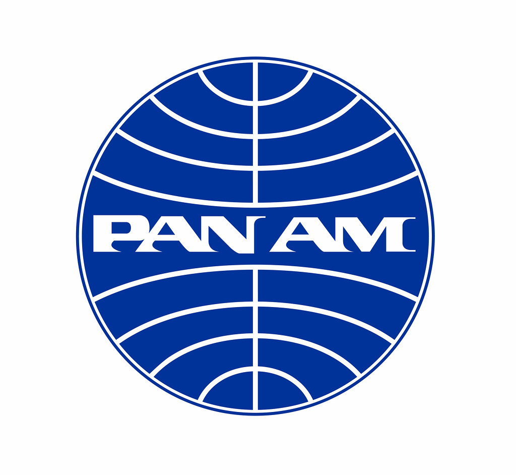... Pan Am logo | High resolution shapes made with Illustrat… | Flickr