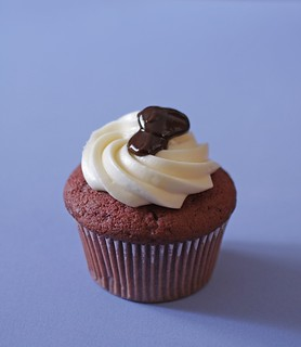 red velvet cupcakes | by Madison Bistro