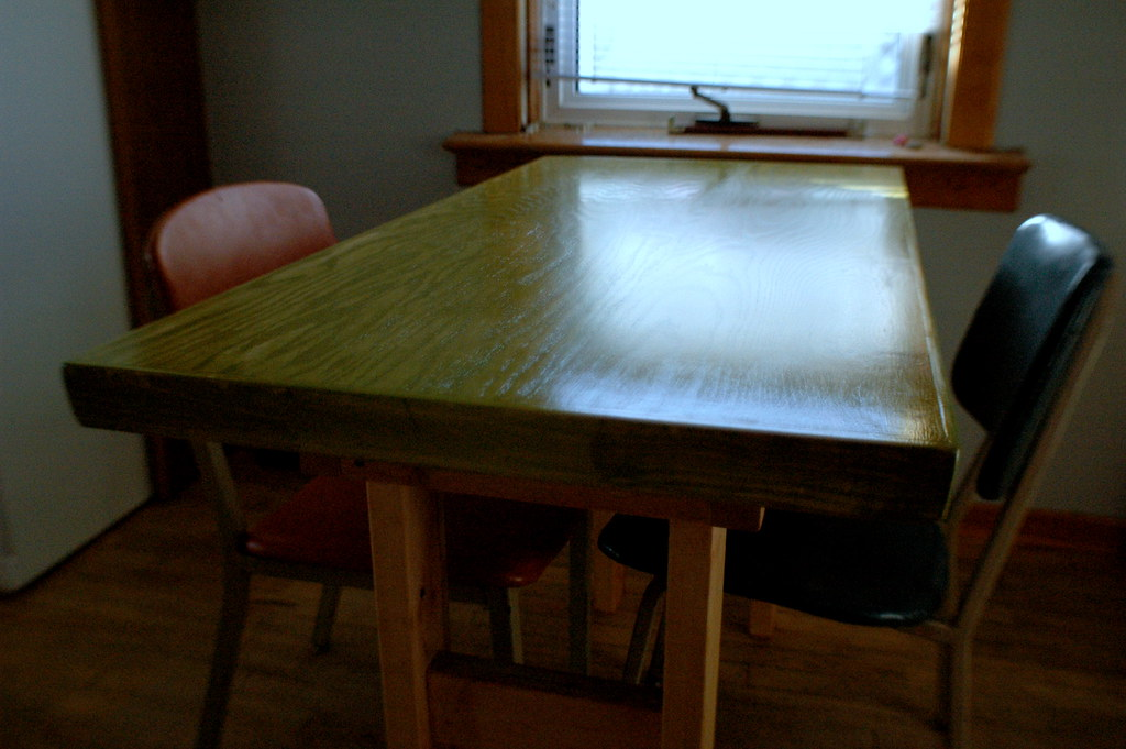 Restore Kitchen Table