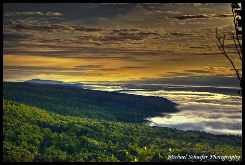 Sunrise over the Green Mountains of Vermont | by Micha67