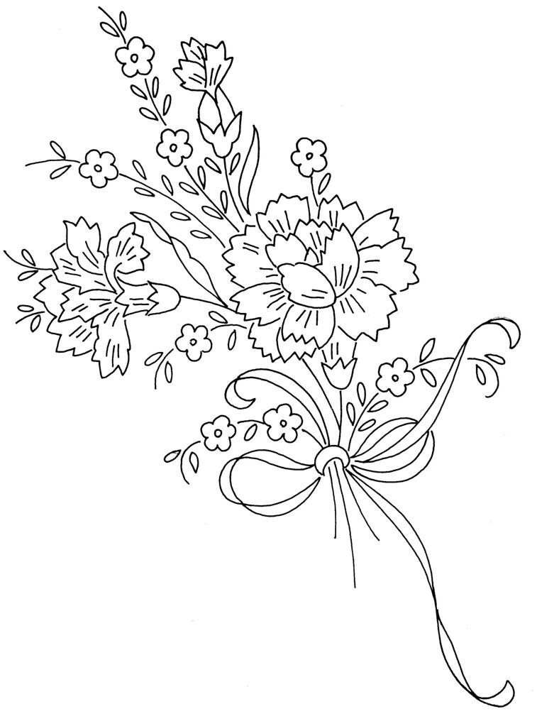 Flower spray love to sew flickr