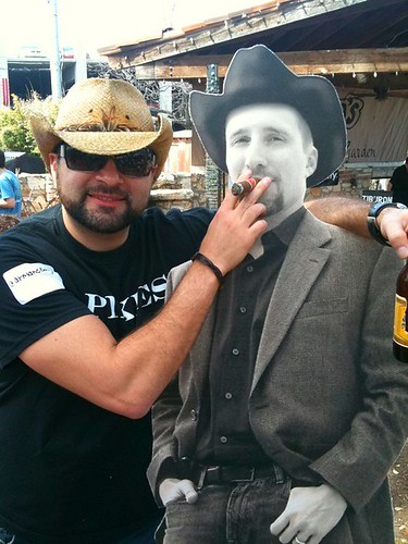 I'm a bad influence #cowboyted  cc @tdefren #allhat2 | by David Armano
