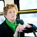 Jodi Rell & CT Transit