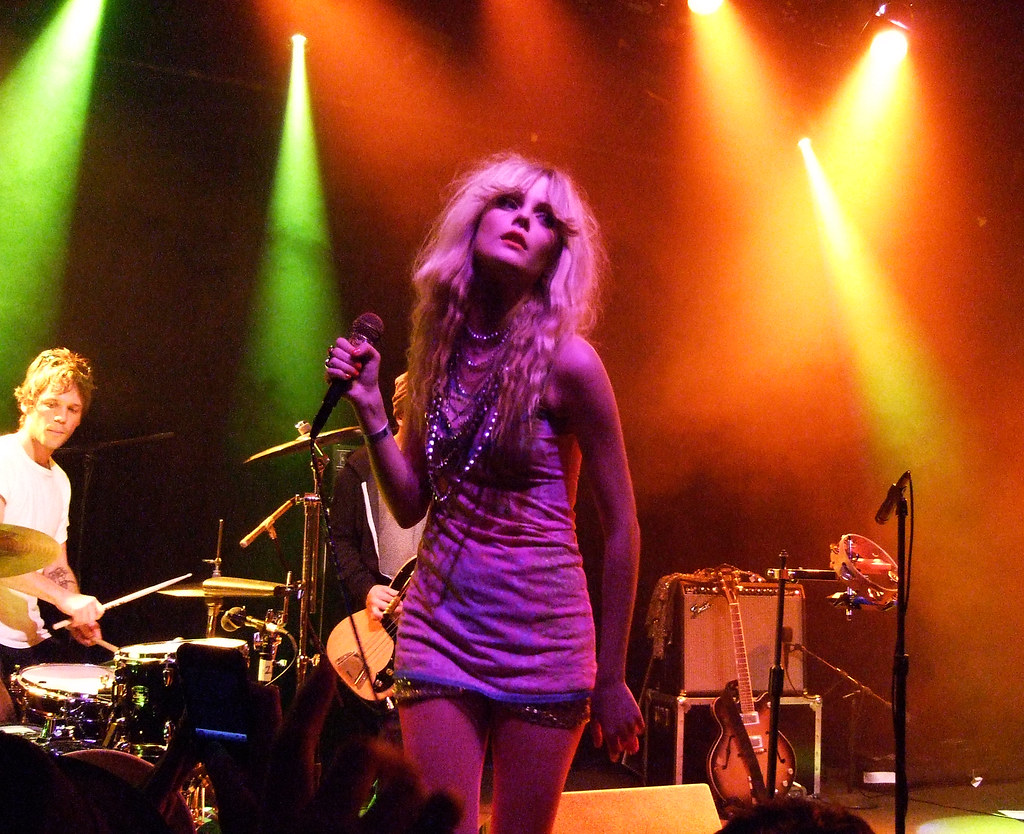 The Asteroids Galaxy Tour | Mette Lindberg channeling Nico a… | Flickr