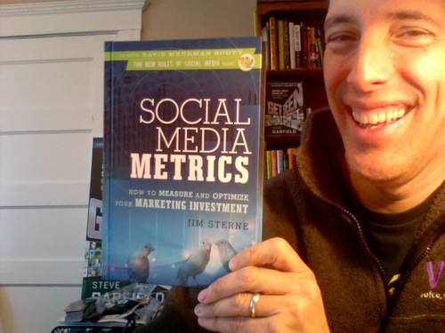 Social Media Metrics | by stevegarfield