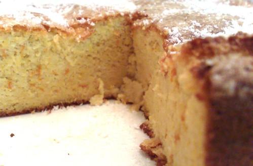 Jewish Almond And Orange Cake Recipe