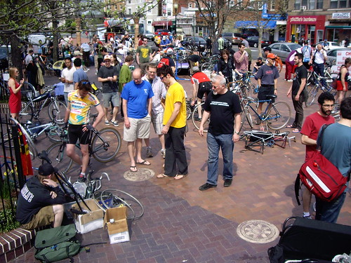 dc bike swap in mt pleasant | by noel petrie