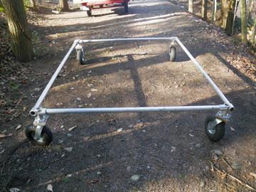 Cheap raft trailer - Mountain Buzz