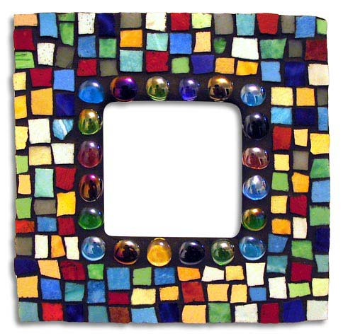 mosaic picture frames flickr - Mosaic Picture Frames