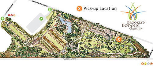 Signature Plants Pickup Location | by Brooklyn Botanic Garden