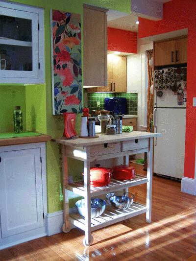 Elegant ... IKEA Forhoja Kitchen Cart   By K2yhe