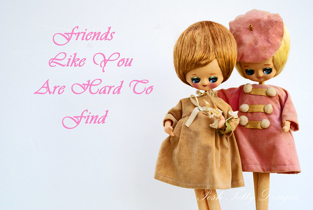 Friends Like You Are Hard To Find Introducing Shabby And D Flickr