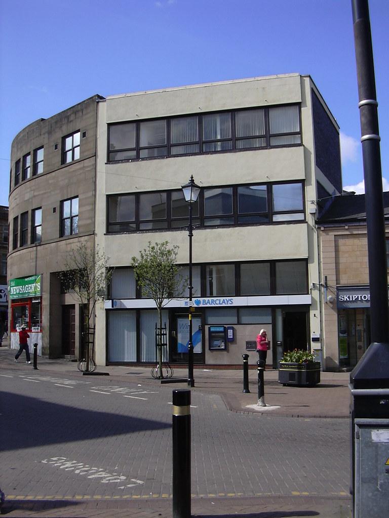 """""""Barclays Bank"""" 5, Union St, Accrington, Lancashire BB5 1J ..."""