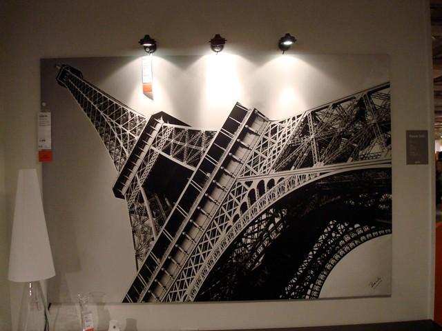 paris ikea style joesahfeen flickr. Black Bedroom Furniture Sets. Home Design Ideas