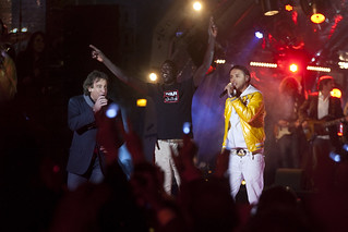 Marco Borsato, Ali B., War Child Peace Concert 2010 | by War Child Holland