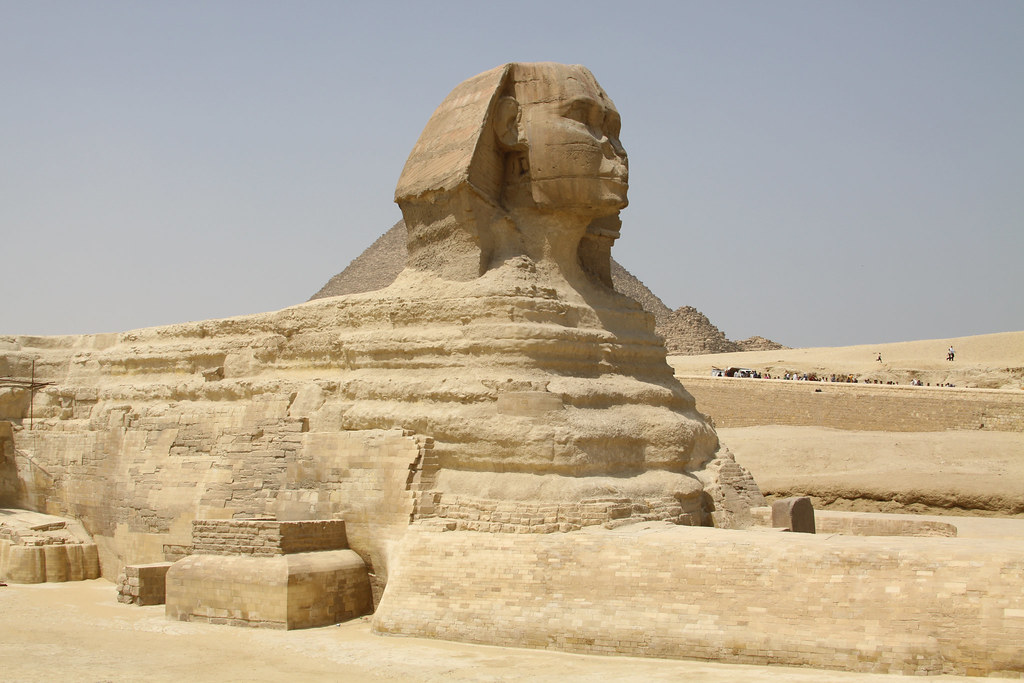 free sphinx of giza - photo #12