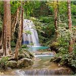 Erawan Falls, Level 4 | Kanchanaburi | Thailand