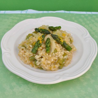 Asparagus and Lemon Risotto | by Food Lovers Odyssey