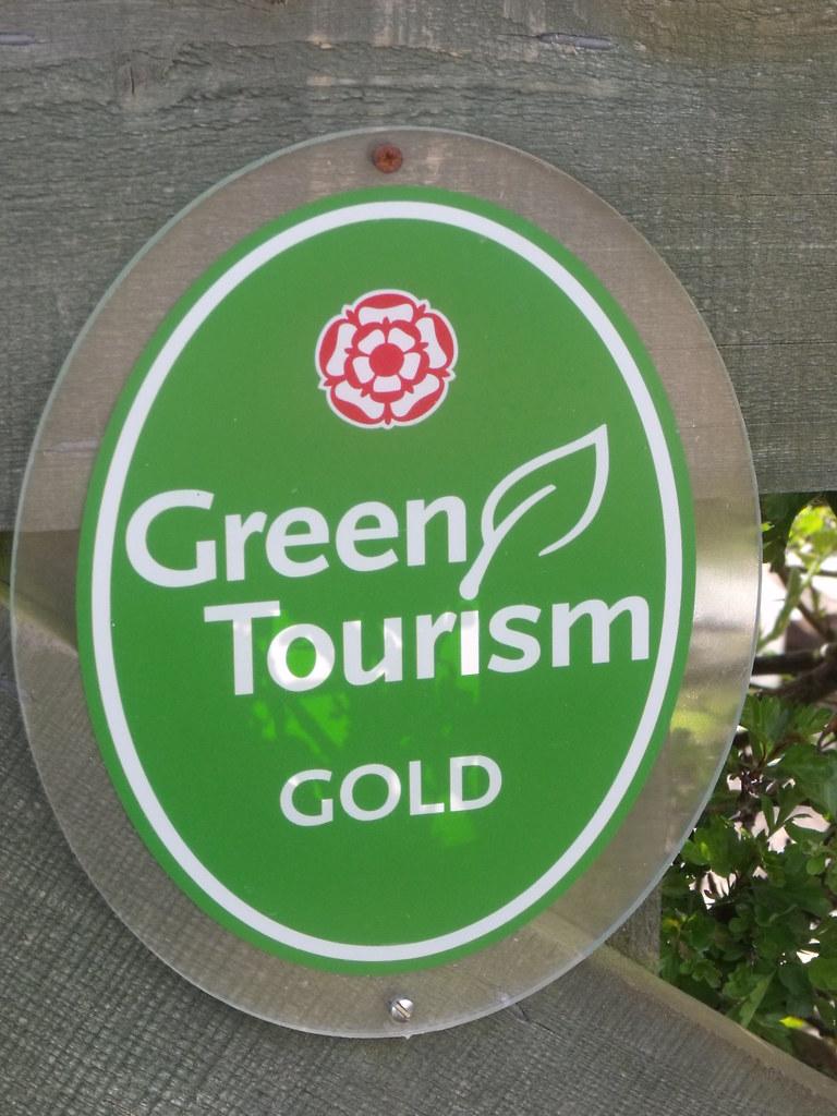 Fairhaven - Green Tourism Gold - sign | Fairhaven Woodland ...