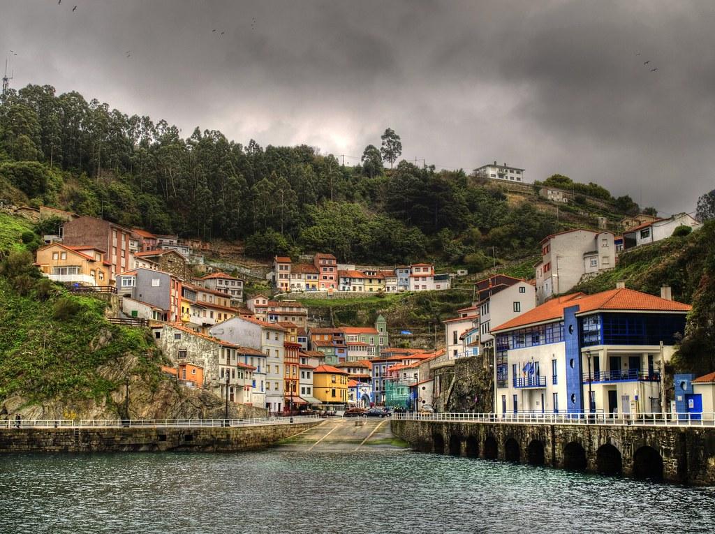 Cudillero uno de los pueblos que ver en Asturias