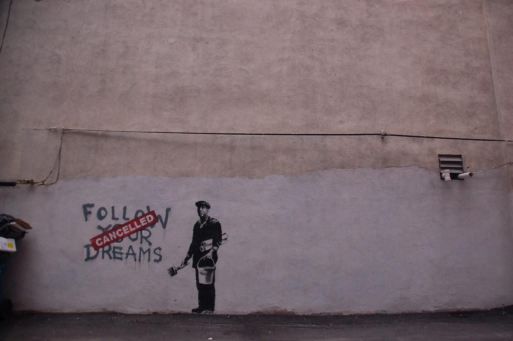 Banksy In Boston Portrait From The F Cc B6o Cc B6l Cc B6l Cc B6o Cc B6w Cc B6  Cc B6y Cc B6o Cc B6u Cc B6r Cc B6