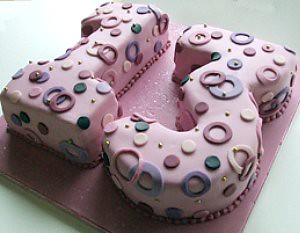 number 13 birthday cake novelty birthday cakes Flickr