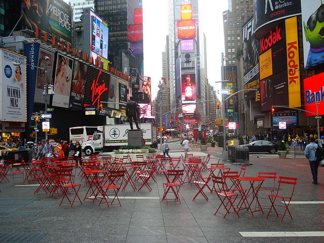 la chaise bistro times square fermob flickr. Black Bedroom Furniture Sets. Home Design Ideas
