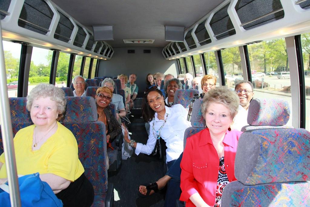 Senior Bus Tours