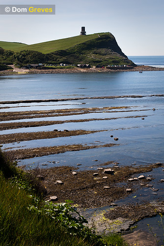 Kimmeridge Ledges | by Dom Greves