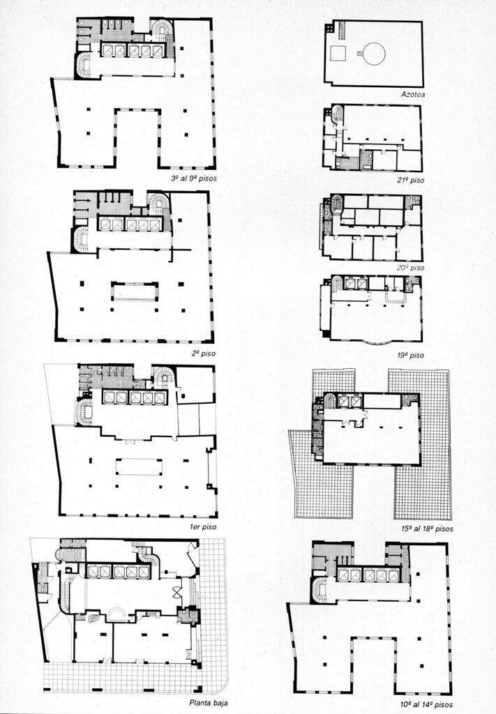 BUENOS AIRES - Edificio COMEGA 04 - Plantas