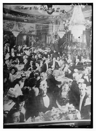 Cafe, New Year's Eve  (LOC) | by The Library of Congress