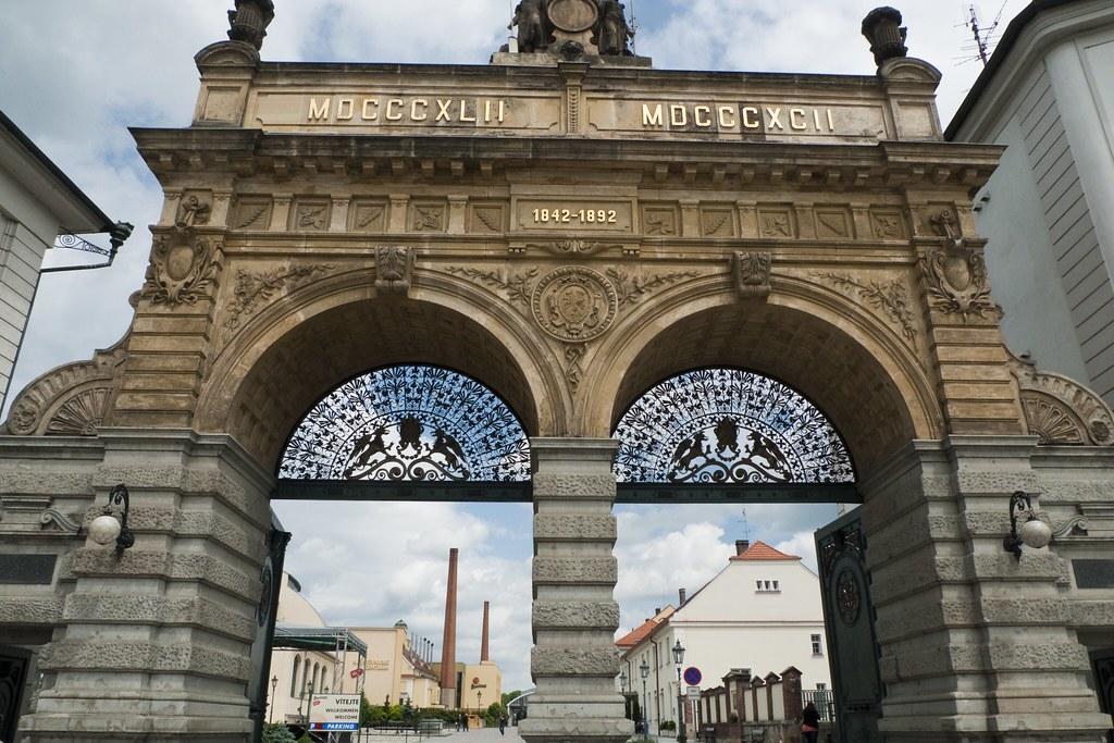 Pilsner Urquell Gate