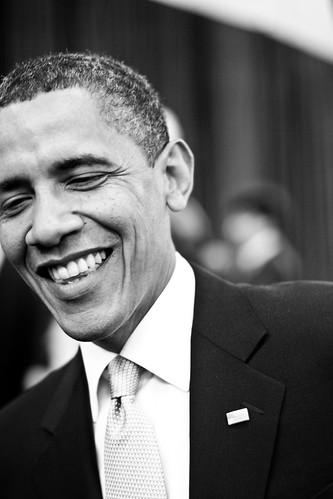 Obama Visits Carnegie Mellon Artsy Obama Looking