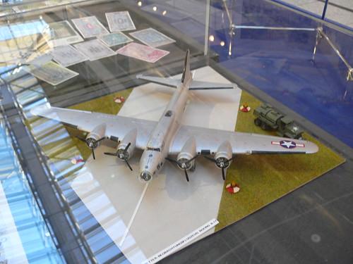 Boeing B-17 zur Wettererkundung