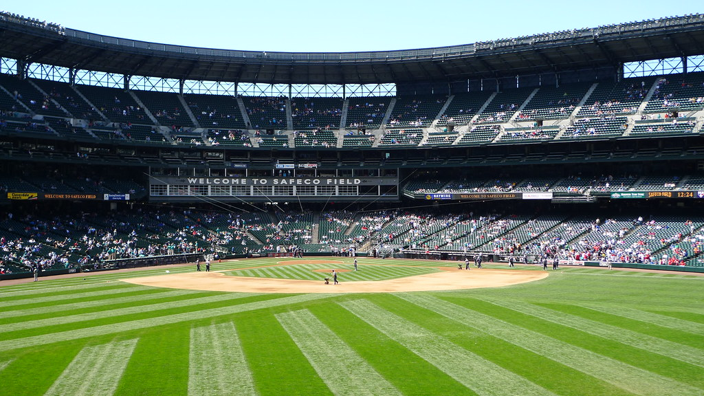 Safeco from Right Center | Safeco Field from right center ...