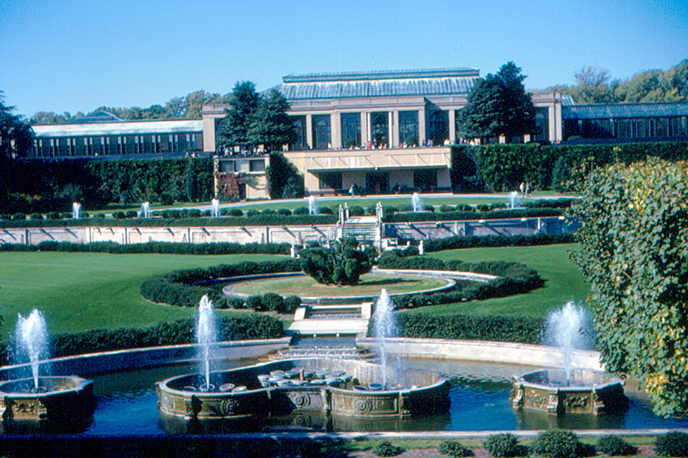 Bon ... Longwood Gardens   Conservatory And Fountains | By Roger4336