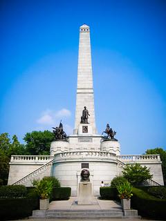 Lincoln Tomb, Oak Ridge Cemetery