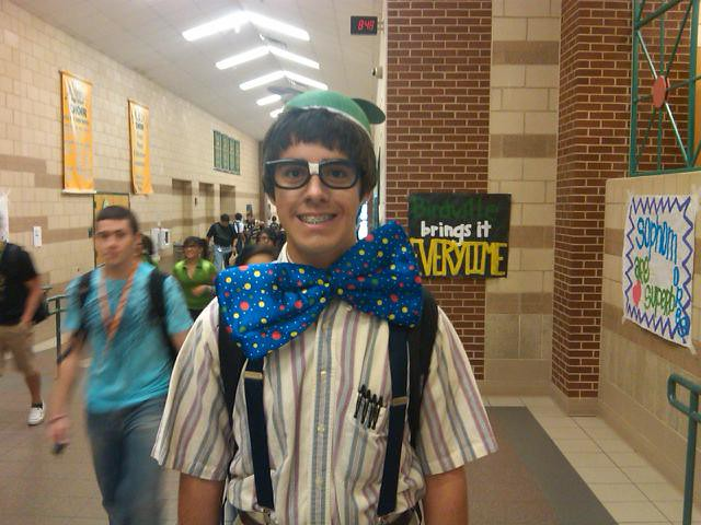 NERD DRESS UP DAY 9-24-10 011 | BHS_ANNOUNCEMENTS | Flickr