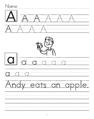 Number Names Worksheets writting worksheets : Hand writing Worksheets 4 Teachers | Ready-made worksheets. … | Flickr
