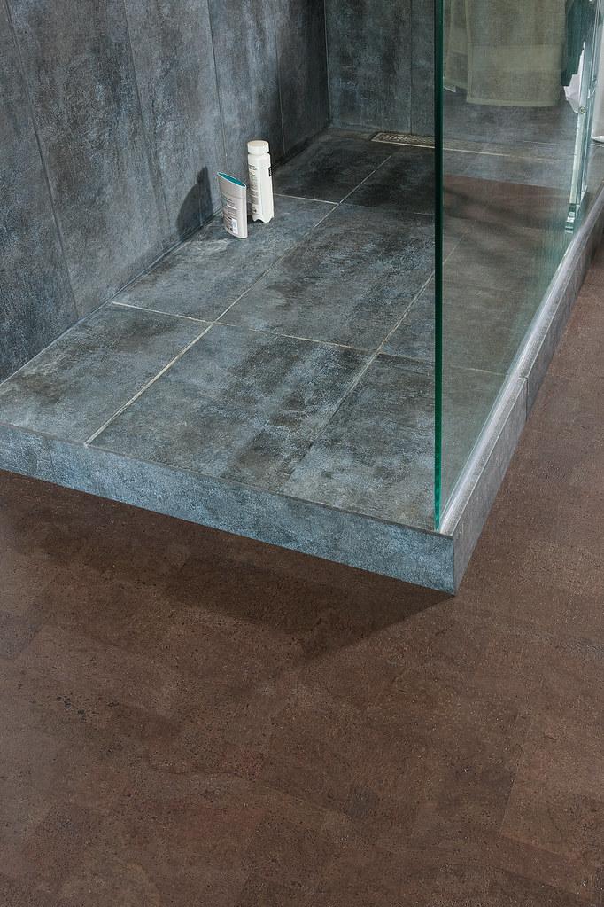 Cork Flooring Bathroom The Options For Cork Flooring In